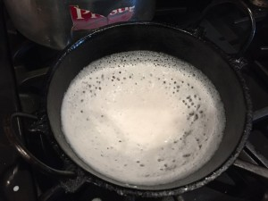 aappam-cooking