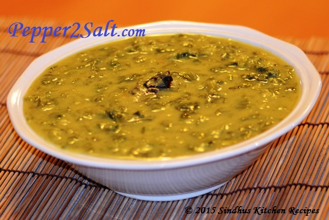 Easy Spinach Dal (Dhal, Dhall) Recipes — Dishmaps