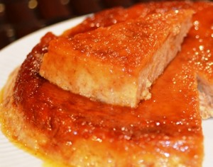 Caramel-Bread Pudding