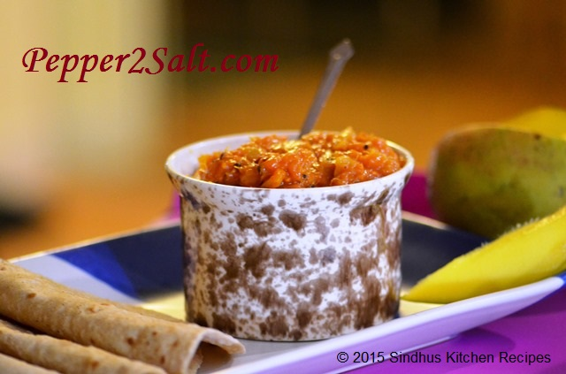 Sweet_and_Sour_Mango Pickle