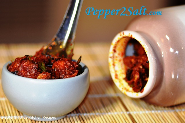 Spicy-Fish Pickle