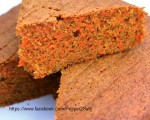 Whole Wheat Carrot Cake